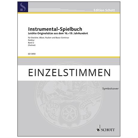 Instrumental-Spielbuch Band 2 – Stimmen