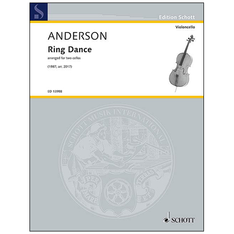 Anderson, J.: Ring Dance (1987 / 2017)