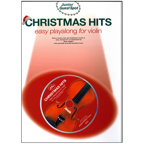 Christmas Hits - Easy Playalong (+CD)