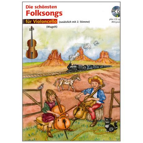 Magolt, M. & H.: Die schönsten Folksongs (+CD)