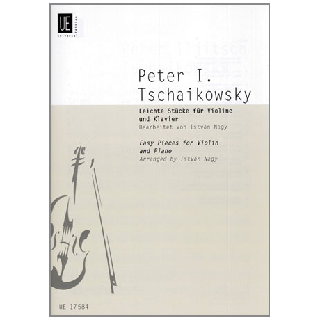 Tschaikowsky, P. I.: Leichte Stücke
