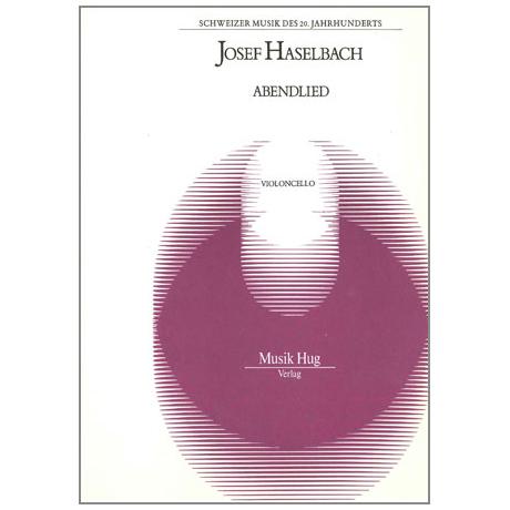 Haselbach, J.: Abendlied