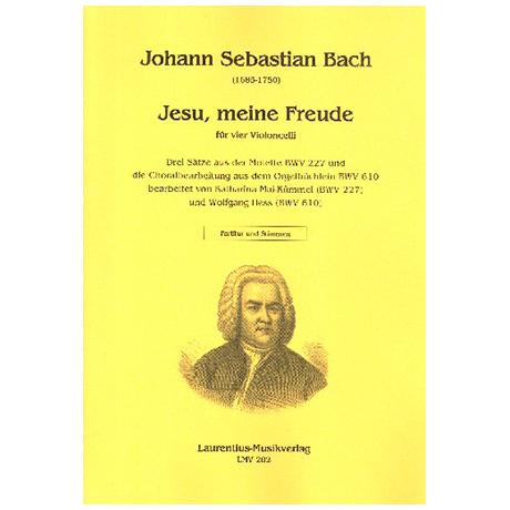 Bach, J. S.: Jesu, meine Freude