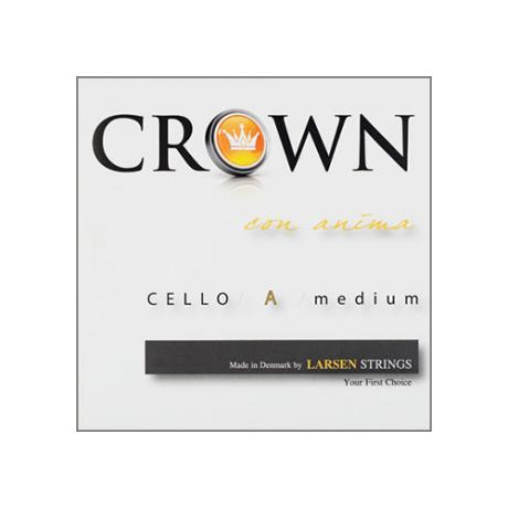 CROWN Strings by LARSEN cello string A