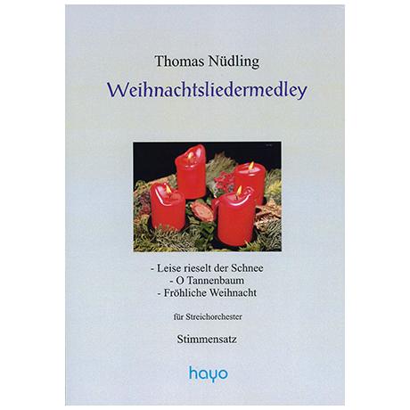 Nüdling, T.: Weihnachtslieder-Medley – Stimmen