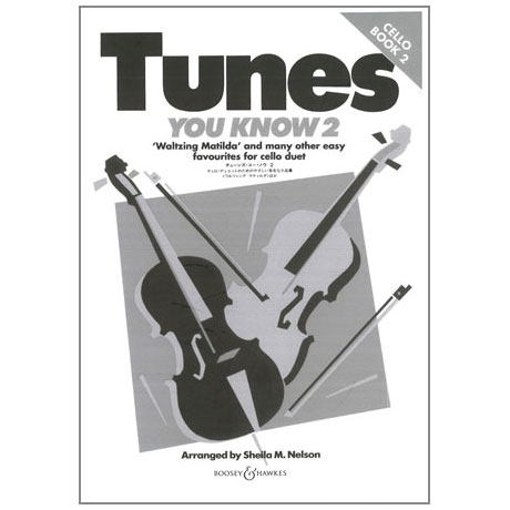 Nelson, S. M.: Tunes You Know Band 2