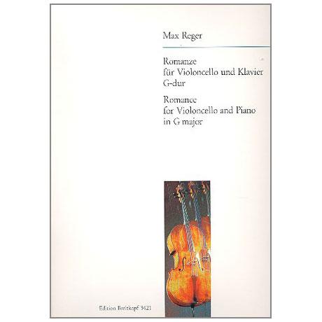 Reger, M.: Romanze Op. 50 G-Dur