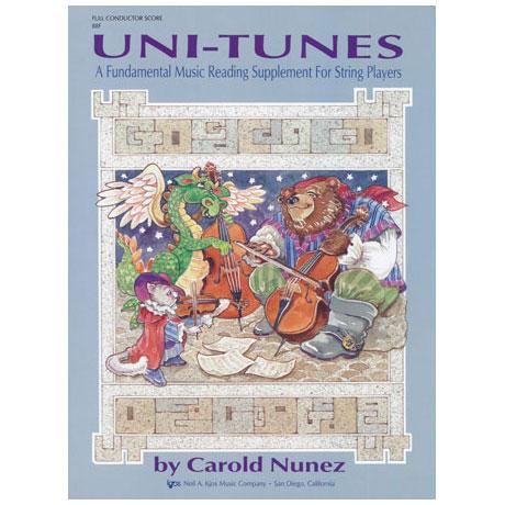 Nunez, C.: Uni-Tunes Band 1