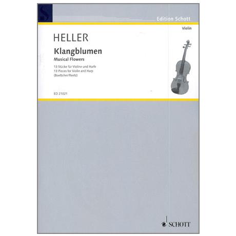 Heller, B.: Klangblumen