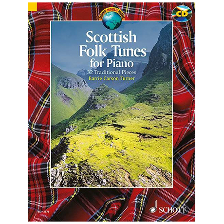 Turner: Scottish Folk Tunes (+CD)