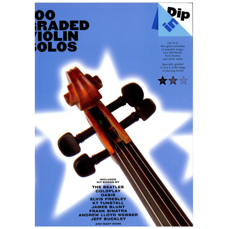 Dip In – 100 Graded Violin Solos