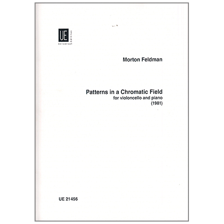 Feldman, M.: Patterns in a Chromatic Field
