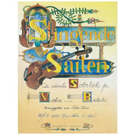 Singende Saiten Band 1