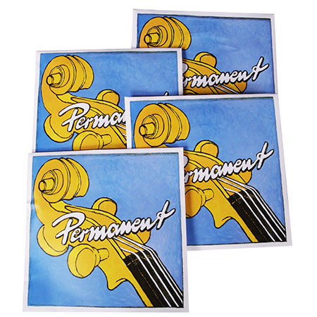 PIRASTRO Permanent bass strings SET