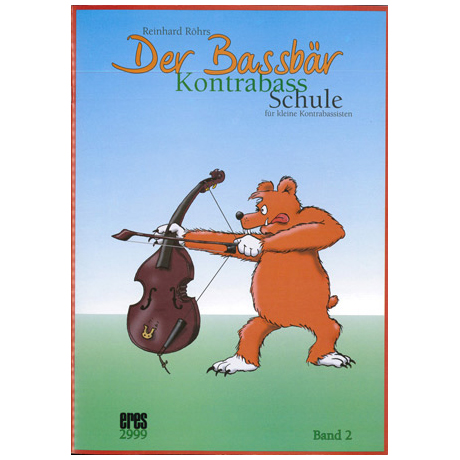 Röhrs, R.: Der Bassbär (+CD)- Band 2