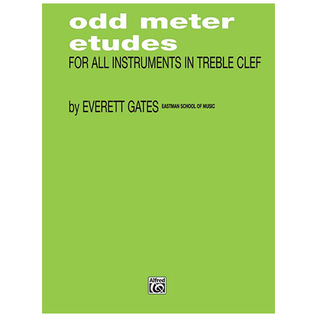 Gates, E.: Odd Meter Etudes