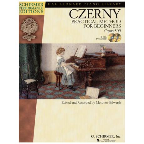 Czerny, C.: Practical Method For Beginners Op. 599 (+Online Audio)