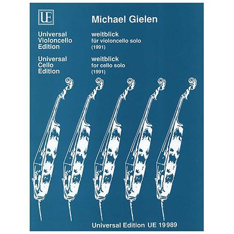 Gielen, M.: Violoncellosonate »Weitblick«