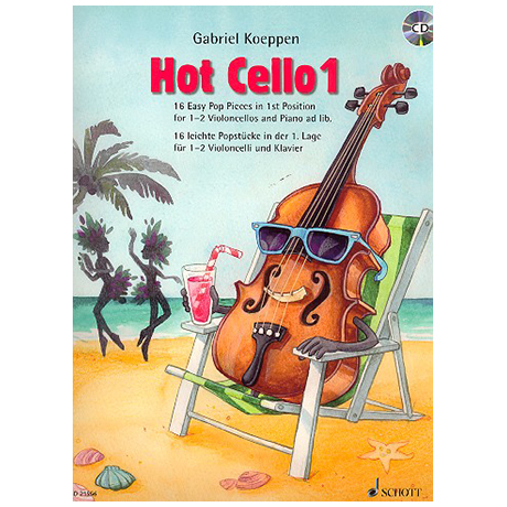 Koeppen, G.: Hot Cello 1 (+CD)