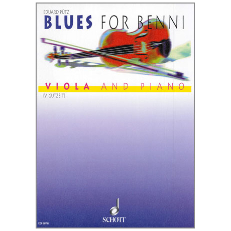 Pütz, E.: Blues for Benny
