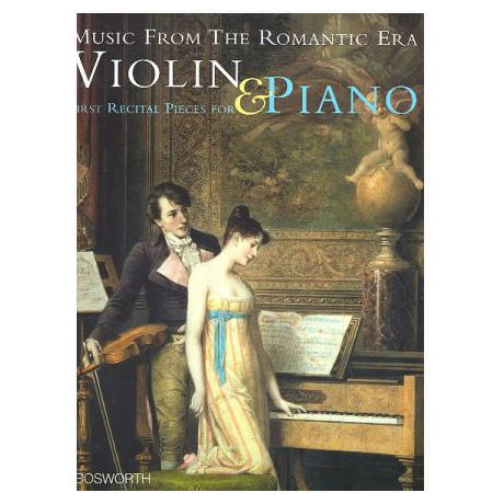 Music from the Romantic Era: First Recital Pieces