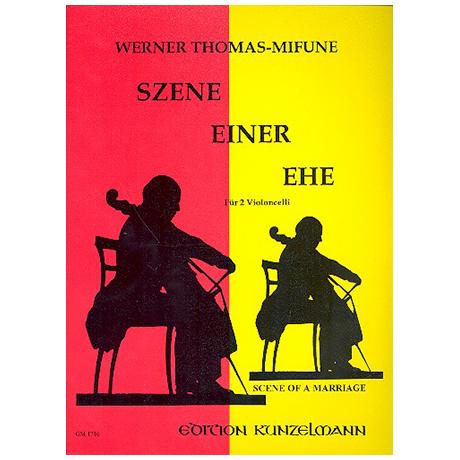 Thomas-Mifune, W.: Szene einer Ehe
