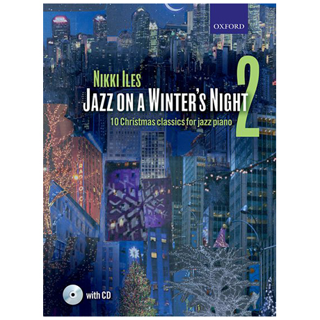 Iles, N.: Jazz on a Winter's Night 2 (+CD)