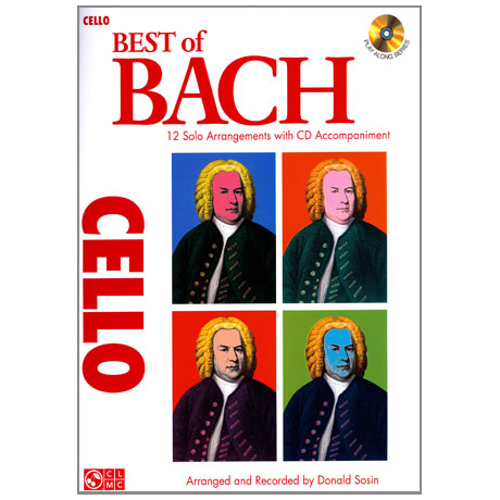 Bach, J. S.: Best Of (+CD)