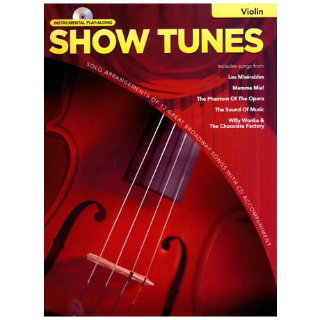 Show Tunes (+CD)