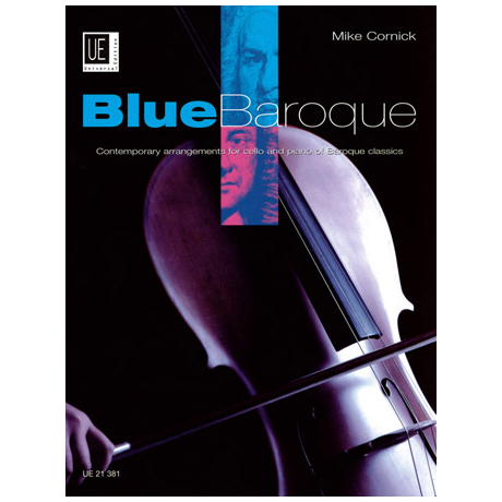 Cornick, M.: Blue Baroque