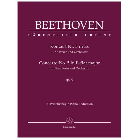Beethoven, L. v.: Konzert Nr. 5 Op. 73 Es-Dur