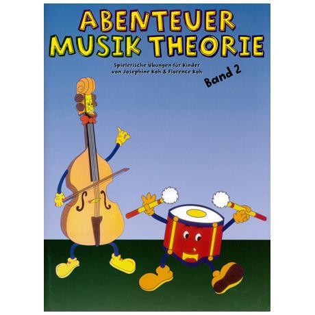 Abenteuer MusikTheorie 2