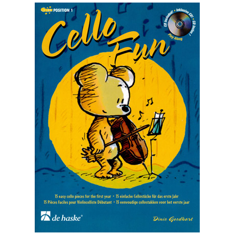 Cello Fun (+CD)