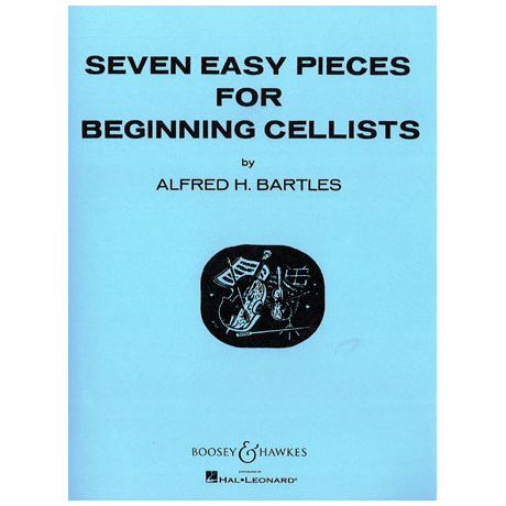 Seven Easy Pieces for Beginning Cellists