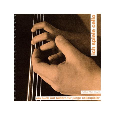 Degen, J.: Ich spiele Cello