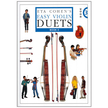 Cohen, E.: Easy Violin Duets Book 3
