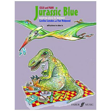 Wedgwood, P./ Lumsden, C.: Jurassic Blue