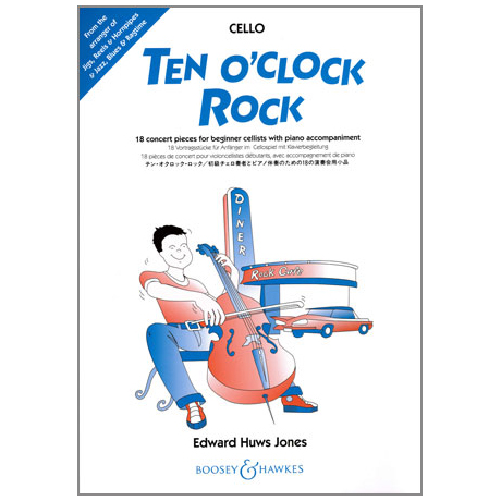 Jones E. H.: Ten O'Clock Rock