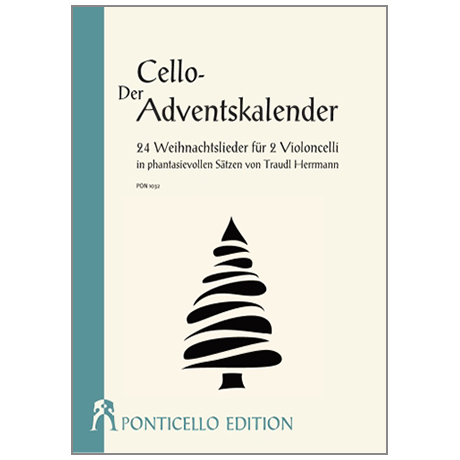Herrmann, T.: Der Cello-Adventskalender