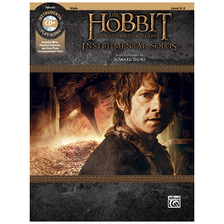 The Hobbit – The Motion Picture Trilogy (+MP3-CD)