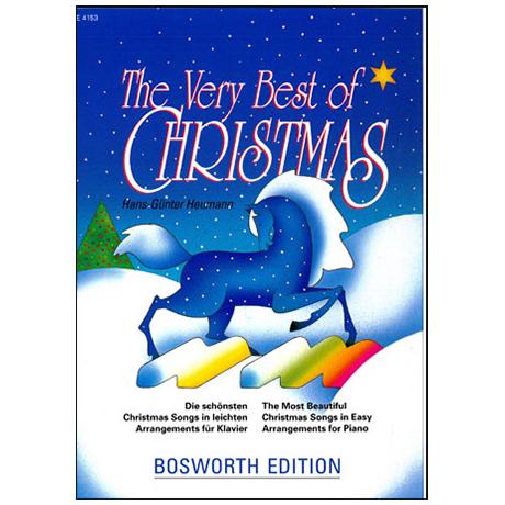 Heumann, H.G.: The very best of - Christmas