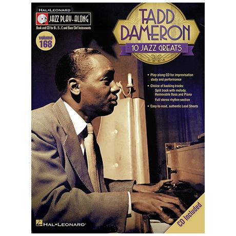 Tadd Dameron (+CD)