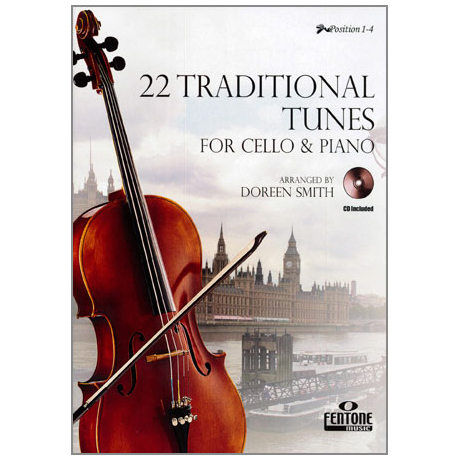 Smith, D.: 22 Traditional Tunes (+CD)