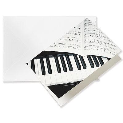 Greeting Card PIANO