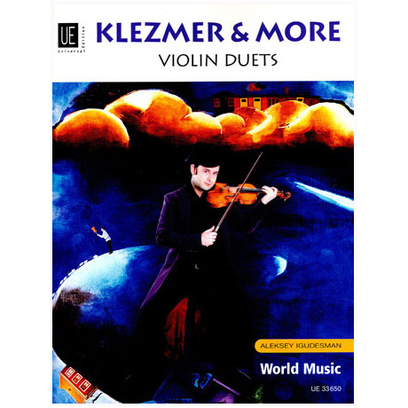 Igudesman, A.: Klezmer & More – Violin Duets