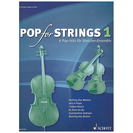 Zlanabitnig, M.: Pop for Strings 1