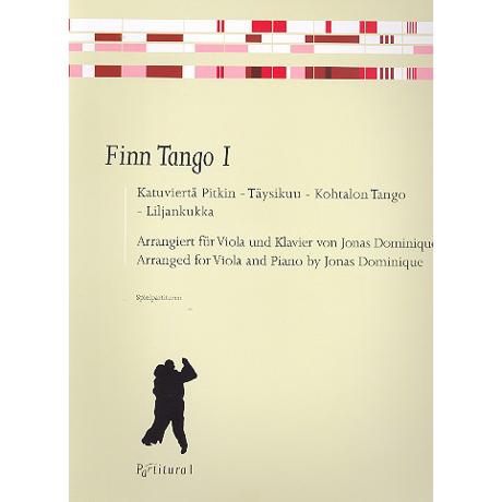 Dominique, J.: Finn Tango I