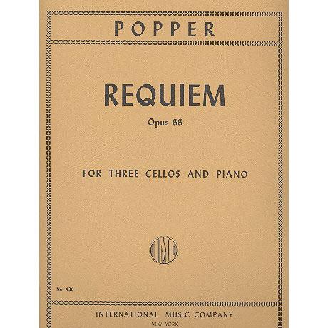 Popper, D.: Requiem Op. 66