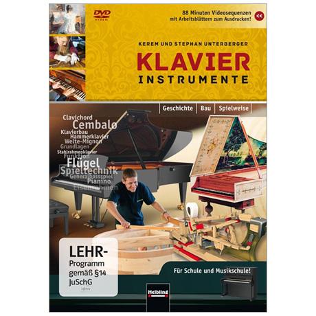 Klavierinstrumente – DVD