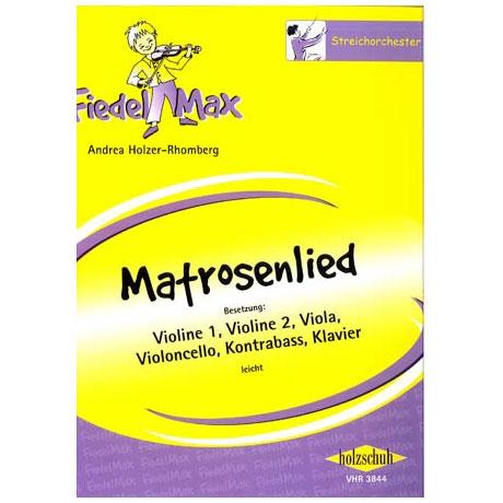 Holzer-Rhomberg, A.: Matrosenlied